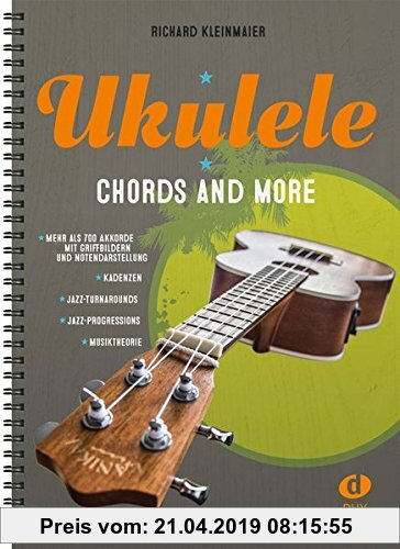 Gebr. - Ukulele: Chords And More