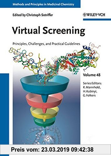 Gebr. - Virtual Screening: Principles, Challenges, and Practical Guidelines (Methods and Principles in Medicinal Chemistry, Band 48)