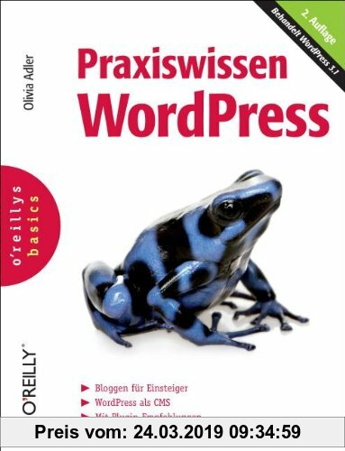 Gebr. - Praxiswissen WordPress. oreillys basics