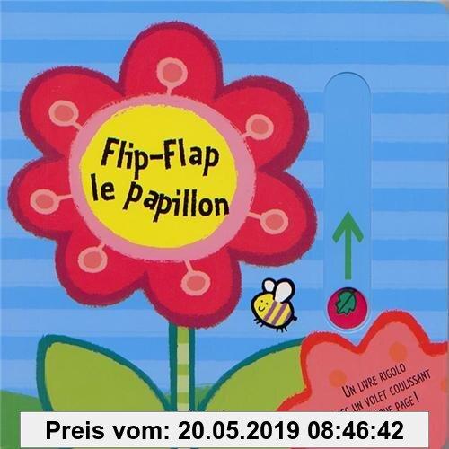 Gebr. - Où se cache Flip-flap le papillon ?