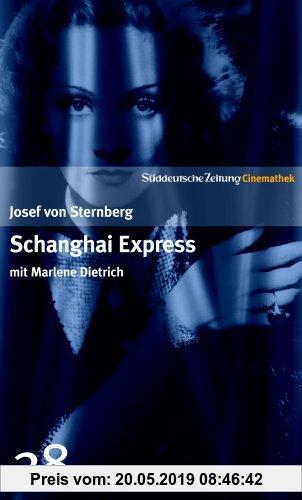 Gebr. - Shanghai Express mit Marlene Dietrich - SZ Cinemathek Traumfrauen 28