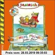 Gebr. - Onkel Puschkin guter Bär: Sprecher: Wolfgang Völz, mit Musik von Wolfgang von Henko. 1 CD 61 Min.