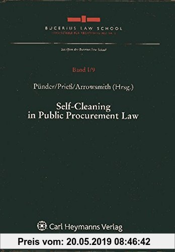Gebr. - Self-Cleaning in Public Procurement Law