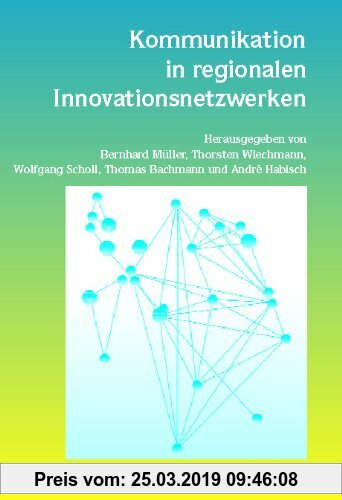Gebr. - Kommunikation in regionalen Innovationsnetzwerken