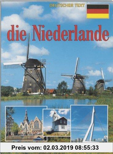 Gebr. - Die Niederlande / druk 1: Duitse editie