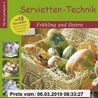 Gebr. - Servietten- Technik Frühling und Ostern