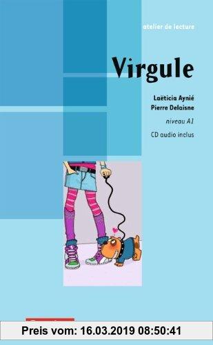 Gebr. - Atelier de lecture: A1 - Virgule: Comic mit beiliegender CD
