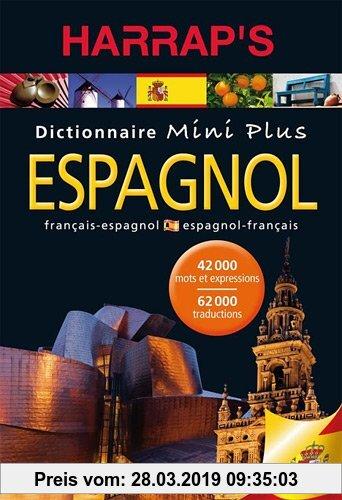 Gebr. - Dictionnaire Harrap's Mini Plus espagnol-français et français-espagnol