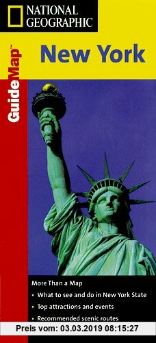 Gebr. - New York (National Geographic GuideMaps)