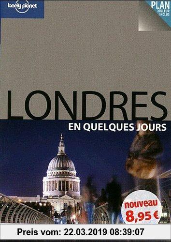 Gebr. - Londres En Quelques Jours (Lonely Planet Encounter Guides)