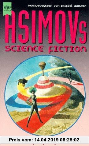 Gebr. - Isaac Asimov's Science Fiction Magazin 48.
