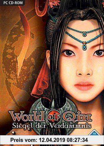 Gebr. - World of Qin: Siegel der Verdammnis (DVD-ROM)