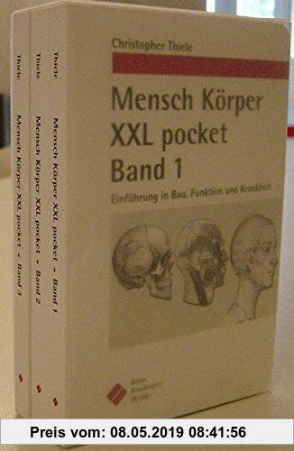 Gebr. - Mensch Körper XXL pocket (3er Band im Schuber): Einführung in Bau, Funktion und Krankheit
