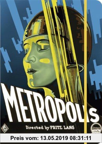 Gebr. - METROPOLIS LIBRETA 16 X 22