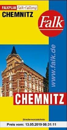 Gebr. - Falk Pläne, Chemnitz, Falkfaltung