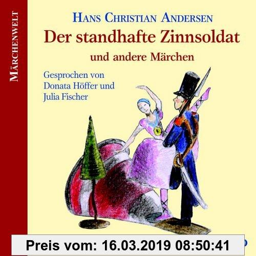 Gebr. - Der standhafte Zinnsoldat. CD