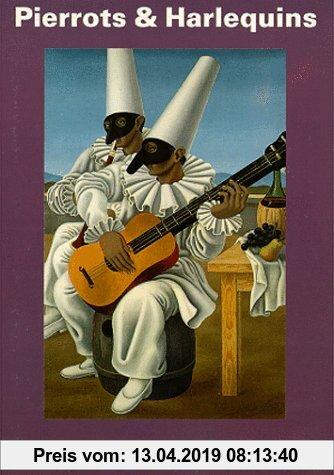 Gebr. - Prestel Postcard Books, Pierrots und Harlequins