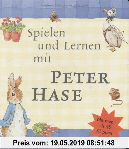 Spielen und Lernen mit Peter Hase