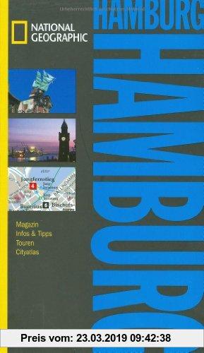 Gebr. - NATIONAL GEOGRAPHIC Spirallo Reiseführer Hamburg: Magazin. Infos und Tipps. Touren. Reiseatlas