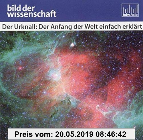 Gebr. - Der Urknall: Der Anfang der Welt einfach erklärt - Reihe: bild der wissenschaft (Hörbuch / 1 CD / Länge: ca. 52 Min.)
