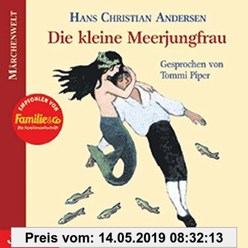 Gebr. - Die kleine Meerjungfrau. CD
