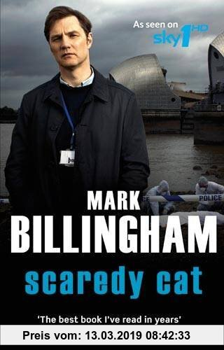 Gebr. - Scaredy Cat (Tom Thorne Novels)
