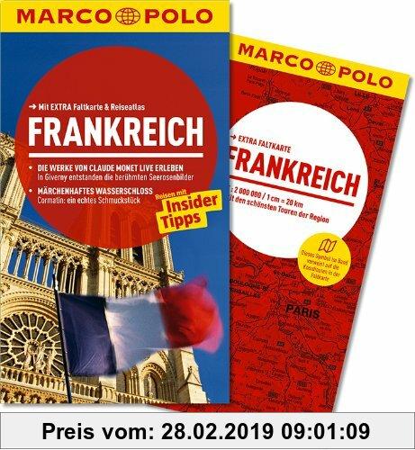 Gebr. - MARCO POLO Reiseführer Frankreich