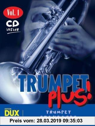 Gebr. - Trumpet Plus! Vol. 1: 8 weltbekannte Titel für Trompete mit Playback-CD
