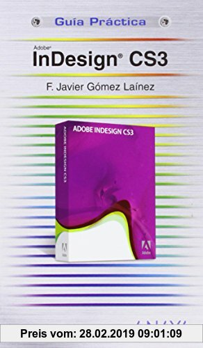 Gebr. - InDesign CS3 (Guías Prácticas)