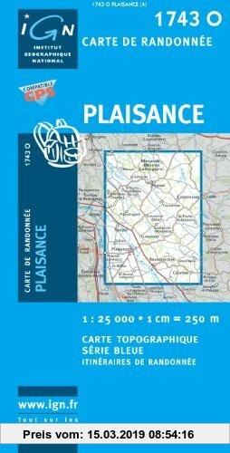 Gebr. - Plaisance 1 : 25 000