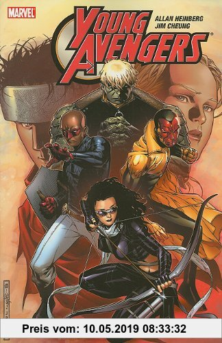 Gebr. - Young Avengers Ultimate Collection (Young Avengers Graphic Novels)