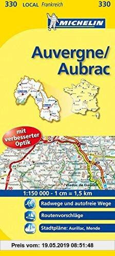 Gebr. - Auvergne-Aubrac