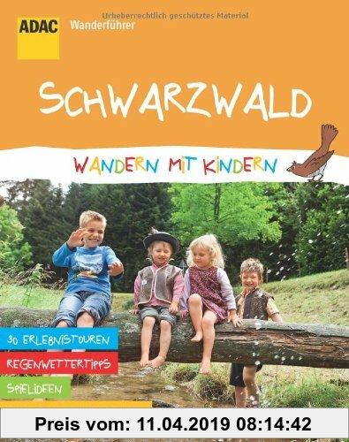 Gebr. - ADAC Wanderführer Wandern mit Kindern Schwarzwald