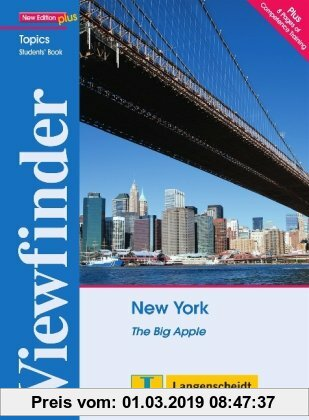 Gebr. - New York - Students' Book: The Big Apple (Viewfinder Topics - New Edition plus)