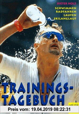 Gebr. - Trainingstagebuch. Schwimmen, Radfahren, Laufen, Skilanglauf