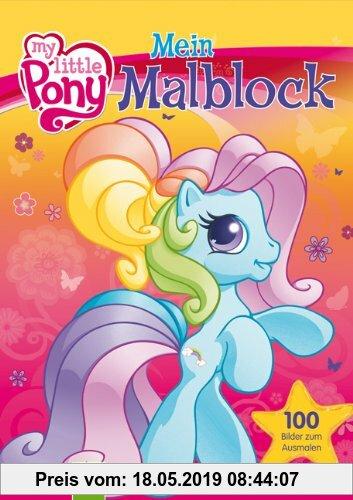 Gebr. - My Little Pony - Mein Malblock 1
