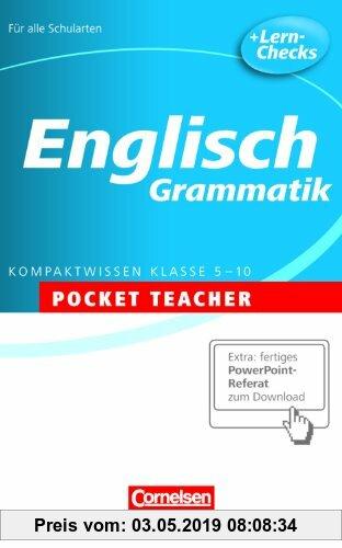 Gebr. - Englisch. Sekundarstufe I . Grammatik: Kompaktwissen Klasse 5-10