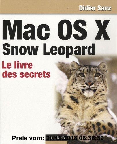 Gebr. - Mac OS X Snow Leopard : Le livre des secrets