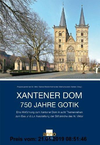 Gebr. - Xantener Dom - 750 Jahre Gotik: Eine Hinführung zum Xantener Dom in acht Themenreihen zum Bau und zur Ausstattung der Stiftskirche des hl. Vik