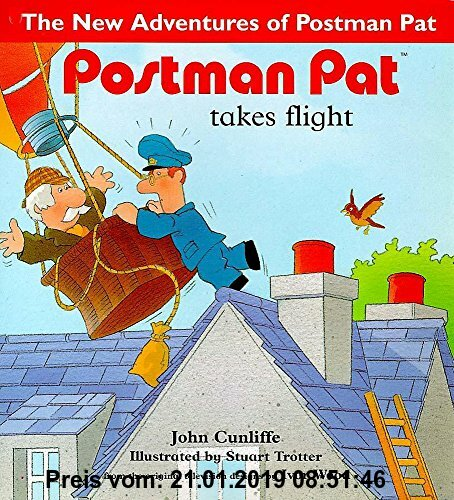 Gebr. - Postman Pat Takes Flight (The New Adventures of Postman Pat)