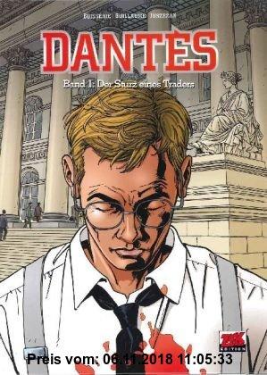 Gebr. - Dantes Band 1: Der Sturz eines Traders