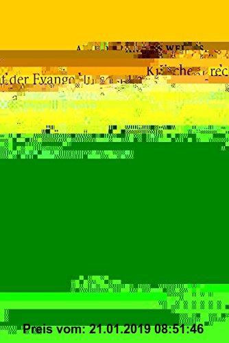 Gebr. - Kirchenrecht der Evangelischen Landeskirche in Württemberg und ausgewählter evangelischer Freikirchen: Ein Rechtsvergleich (Jus Ecclesiasticum