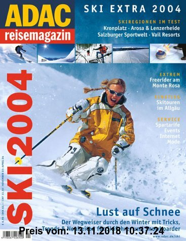 Gebr. - ADAC reisemagazin Extra Ski 2004