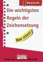 Gebr. - Das sitzt! Deutsch. Die wichtigsten Regeln der Zeichensetzung: Heft im Hosentaschenformat