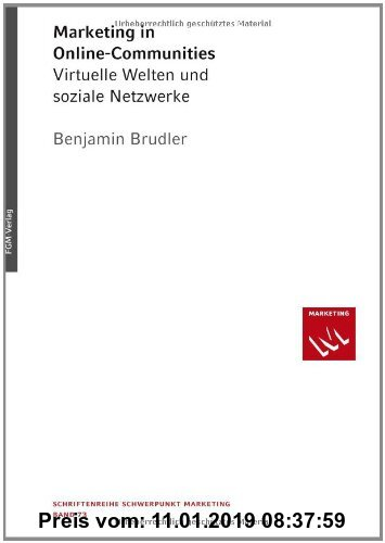 Gebr. - Marketing in Online-Communities: Virtuelle Welten und soziale Netzwerke