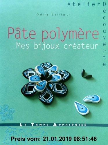 Gebr. - Pâte polymère : Mes bijoux créateur