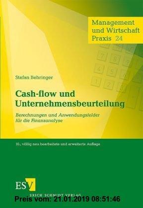 Gebr. - Cash-flow und Unternehmensbeurteilung: Berechnungen und Anwendungsfelder für die Finanzanalyse