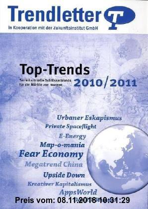 Gebr. - Top-Trends 2010/2011: Soziokulturelle Schlüsseltrends für die Märkte von morgen