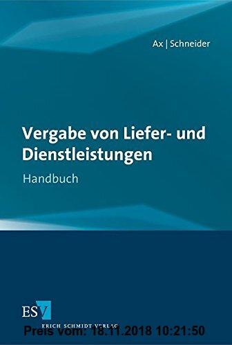 Gebr. - Vergabe von Liefer- und Dienstleistungen: Handbuch