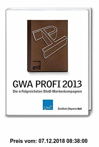 Gebr. - GWA Profi 2013: Die erfolgreichsten BtoB-Markenkampagnen (GWA Jahrbücher)